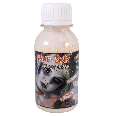 Latexmilch Sandfarbe Kunsthaut 100ml King Of Halloween...