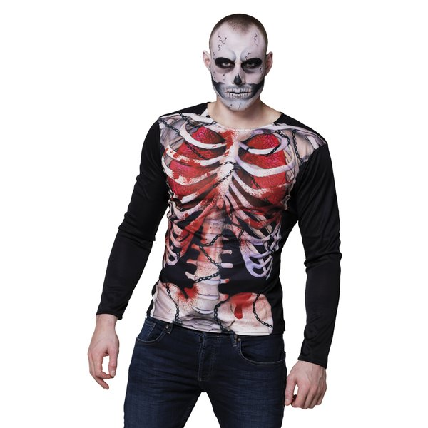 Boland Longsleeve Creepy Carcass One Size M/L