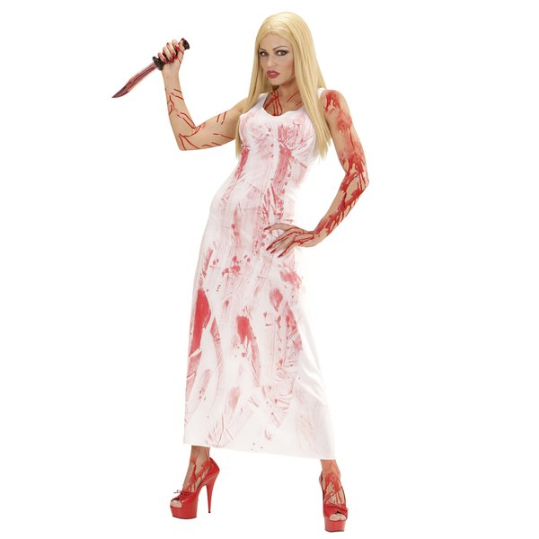 Bloody Mary langes Kleid