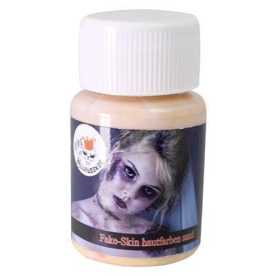 Latexmilch Sandfarbe Kunsthaut 28,3ml King Of Halloween...