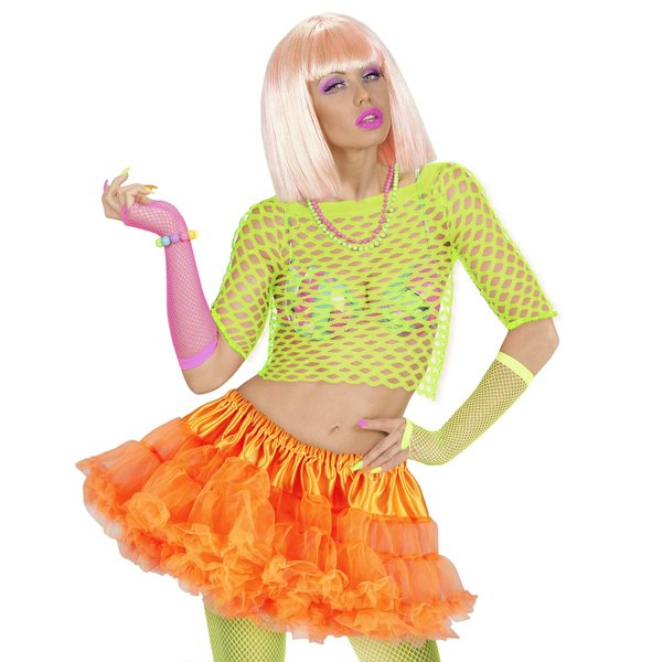Orange Neon-Tutu One Size